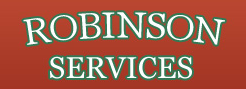 Robinson Rubbish Removal Logo
